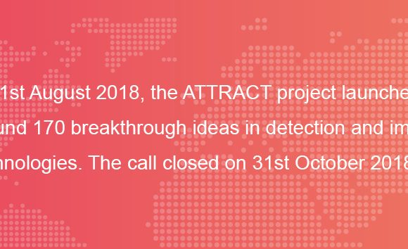 ATTRACT Call statistics: 1,211 breakthrough projects apply for funding