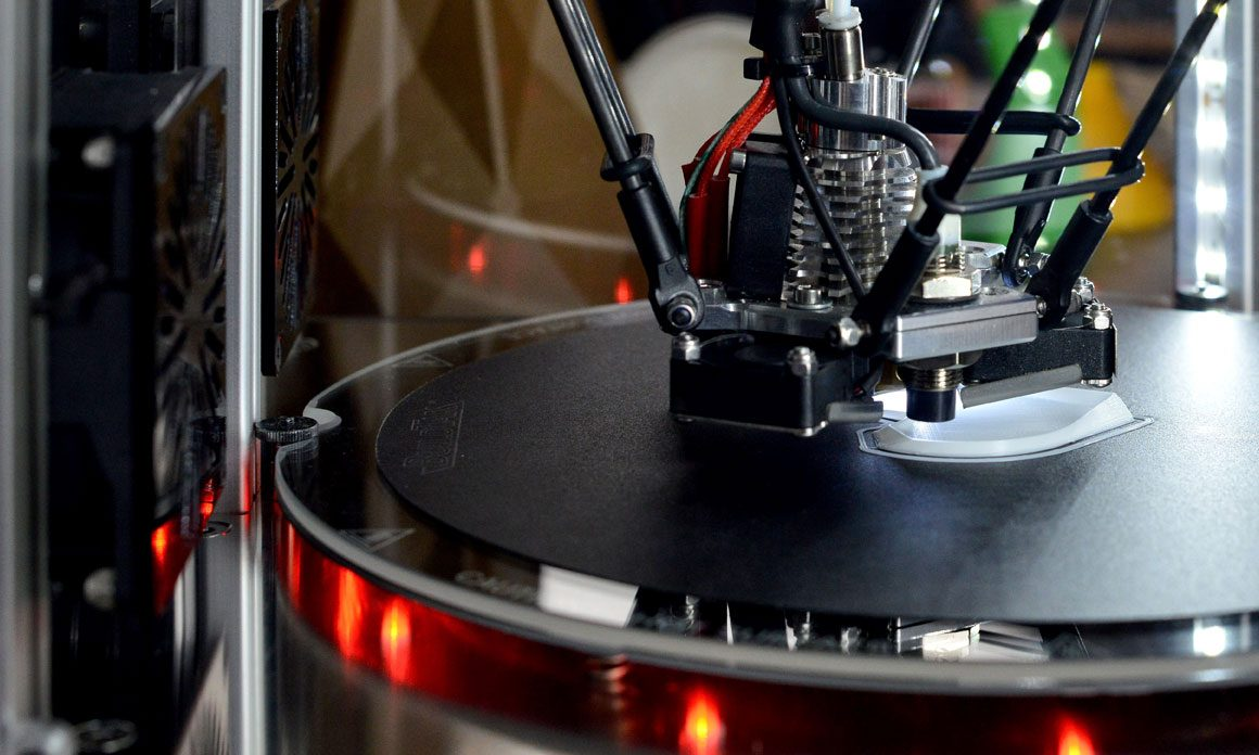 ATTRACT projects on 3D printing
