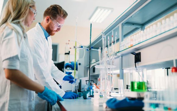 ATTRACT projects on chemical analysis