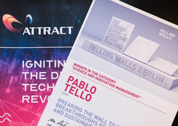 ATTRACT featured at Falling Walls 2020